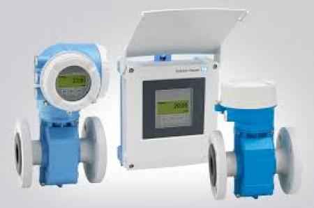 flow meter endress hauser