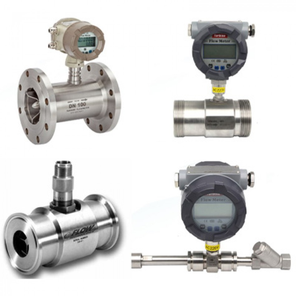 انواع فلومتر (flow meter)
